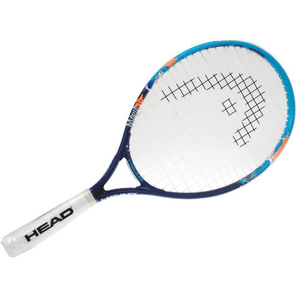 aca428974db0e Raquette de tennis Maria 21 - Head UNI Bleu Moyen - Prix pas cher ...