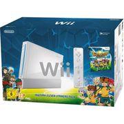 CONSOLE WII Console Nintendo Wii + Inazuma Eleven Strikers