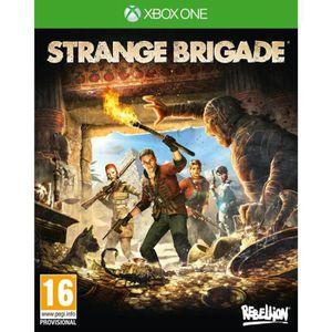 JEU XBOX ONE Strange Brigade Jeu Xbox One
