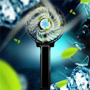 VENTILATEUR Mini ventilateur rechargeable portatif de bureau d