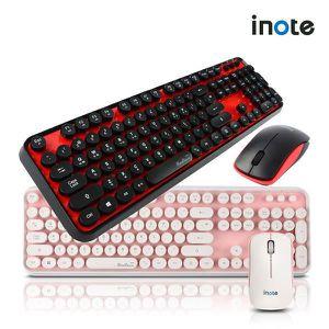 PACK CLAVIER - SOURIS INote clavier souris sans fil Combo FS-00367KM ave