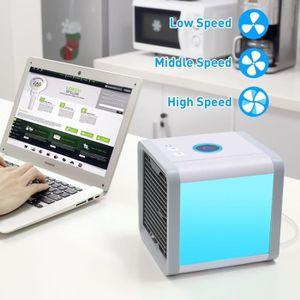 VENTILATEUR Refroidisseur d'air mobile mini climatiseur refroi