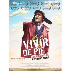 DVD FILM Vivir de pie. Las Guerras de Cipriano Mera (VIVIR