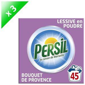 LESSIVE PERSIL lessives en poudre - Fraîcheur naturelle et