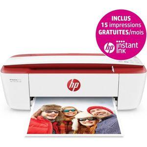 IMPRIMANTE HP Imprimante Tout-en-un DeskJet 3733 - Wi-Fi - Él
