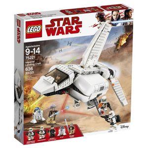 VAISSEAU À CONSTRUIRE LEGO® Star Wars - Imperial Landing Craft - 75221