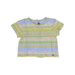 Gris T Courtes Mois Bébé Fille Été891302 12 Manches Kenzo Shirt 35lFJTcuK1