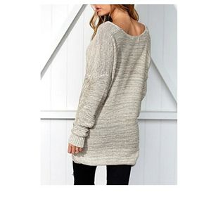 Top Femme Haut Femme Chic Sexy Sweater Col V Croisé en Tricot Pull Automne  Hiver Mode Automne Hiver Pull-Over Casual 6059624c8e9a