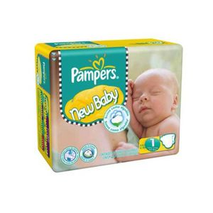 COUCHE Maxi Pack de 301 Couches Pampers New Baby Dry de t