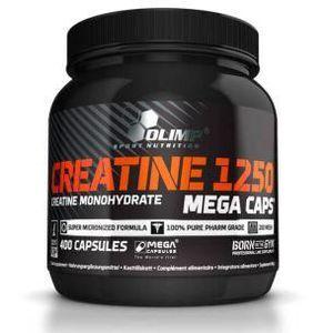 CRÉATINE CREATINE MEGA CAPS 1250 400 Caps Olimp Nurtition (