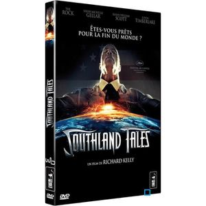 DVD FILM Southland Tales