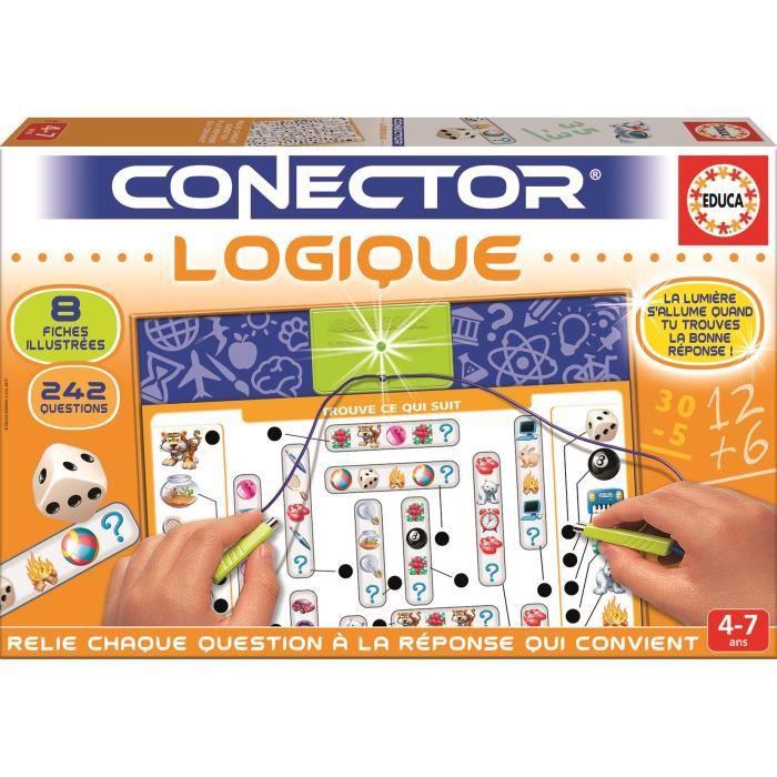 EDUCA Connector jeu de Logique