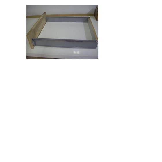 Tiroir coulissant cuisine achat vente tiroir for Meuble cuisine 60 cm de large