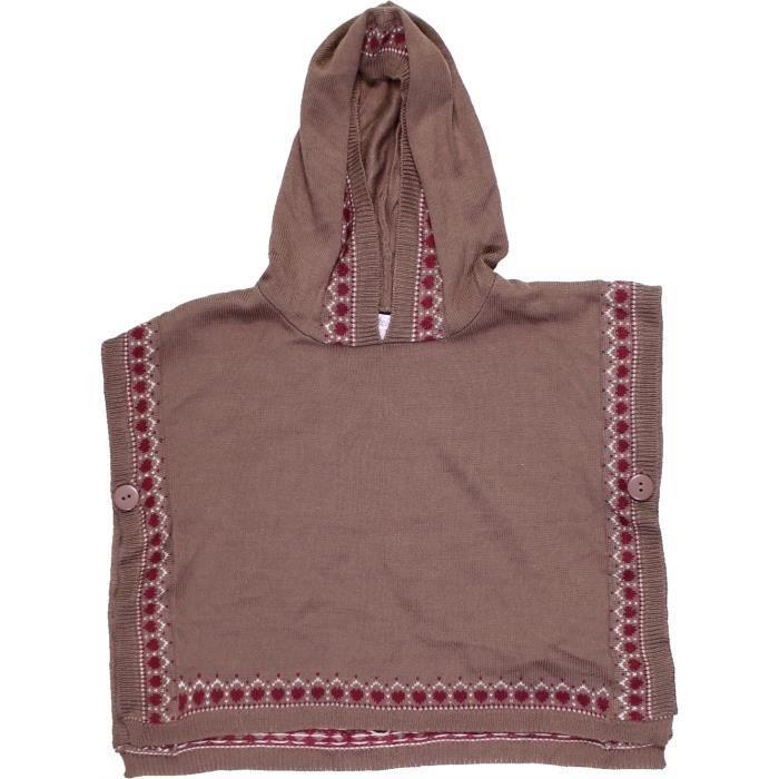 Cape bébé fille KIABI 9 mois violet hiver - vêtement bébé  1061381 ... 8756b5ded40