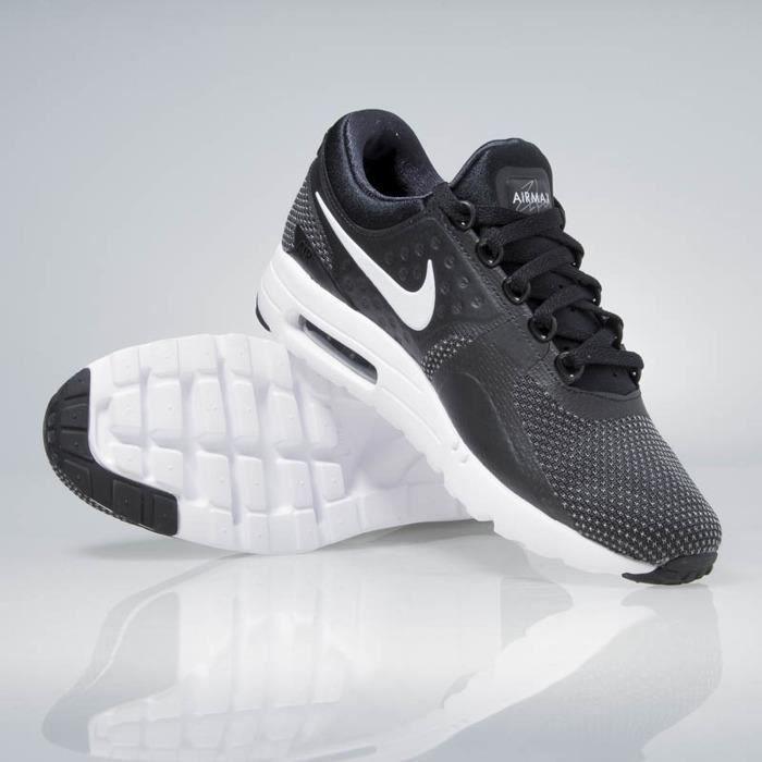 info for 7dcf6 f2b86 Basket Nike Air Max Zero Essential Noir 876070-004