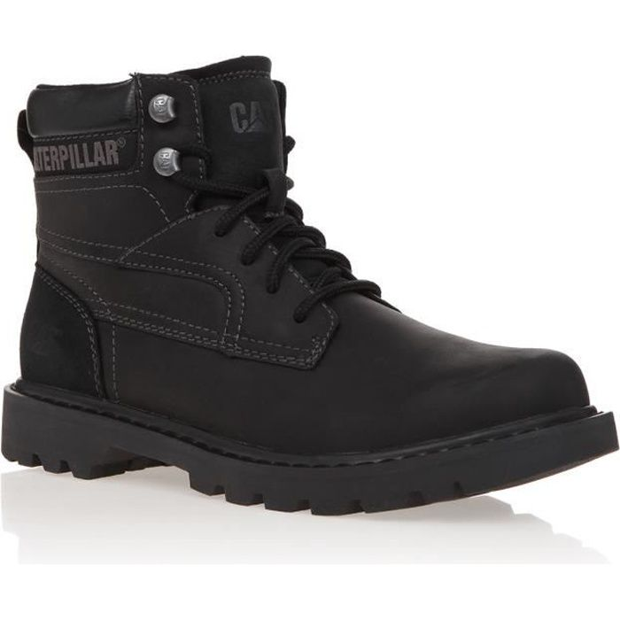 check-out 78d76 37b7f Botte homme cuir
