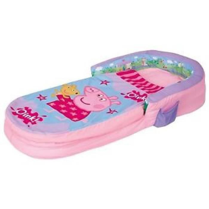 Matelas gonflable peppa pig my first 130x60 achat vente matelas b b 5013138638194 cdiscount - Lit gonflable bebe decathlon ...