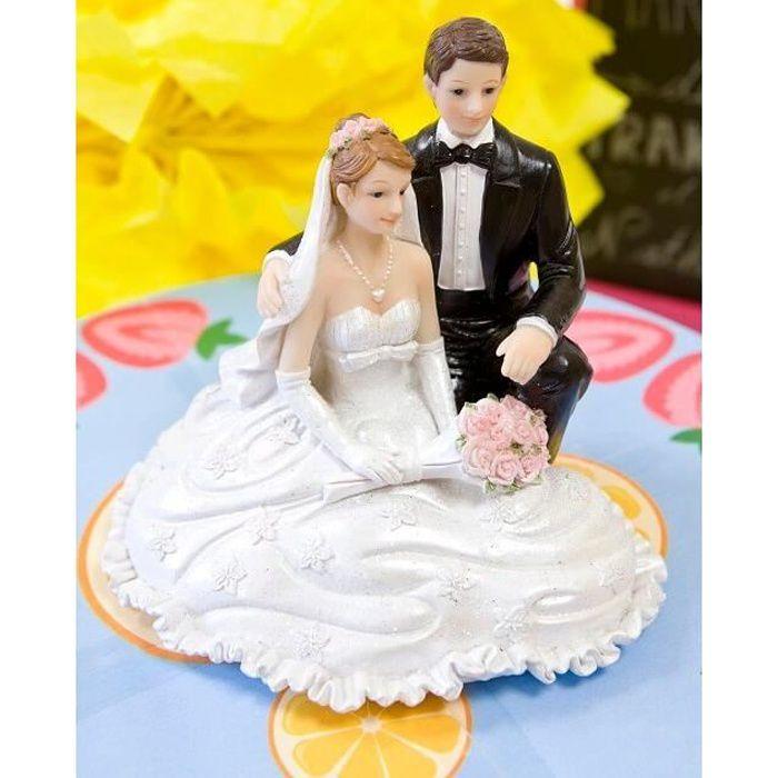 Figurine Gateau De Mariage
