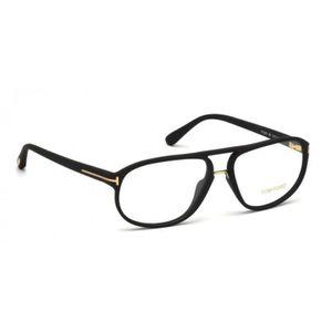 20d962c1406ff0 ... LUNETTES DE VUE Lunettes de vue Tom Ford FT5296 002 Noir 55-14 ...