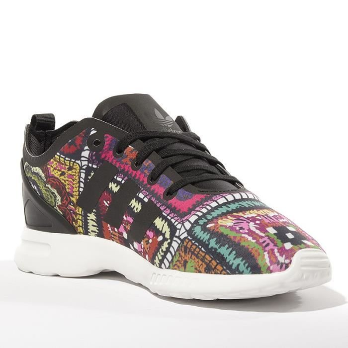Adidas Flux Adv Chaussures Zx Noir Smooth Femme z7vYaw