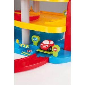 Garage smoby achat vente jeux et jouets pas chers - Vroom planet grand garage ...