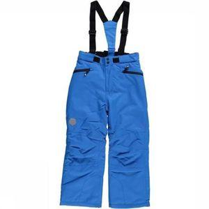 PANTALON DE SKI - SNOW COLOR KIDS Pantalon de Ski Sanglo Bleu
