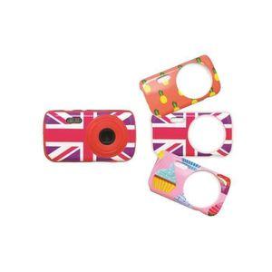 TEKNOFUN Appareil Photo 3MP Faces Interchangeables Travel UK