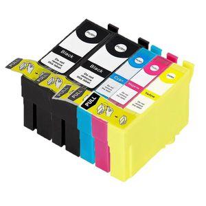 CARTOUCHE IMPRIMANTE 5 Compatible Encre Cartouches Pour Epson T3596 Wor