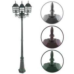 LAMPE DE JARDIN  Lampadaire de jardin (GARL01) vert