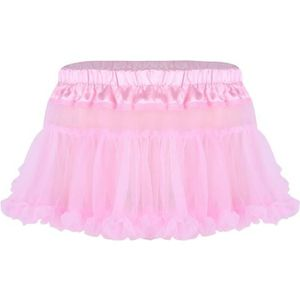 JUPE Mini Jupe Homme Sexy Sissy Lingerie Erotique Gay T