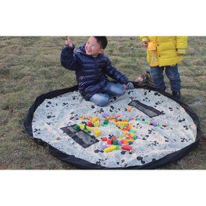 TAPIS DE JEU Grand bébé jouets Toys pad rapide faisceau poche p