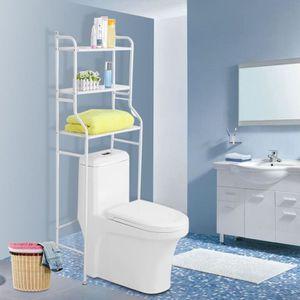 etagere pour wc achat vente etagere pour wc pas cher soldes d s le 10 janvier cdiscount. Black Bedroom Furniture Sets. Home Design Ideas