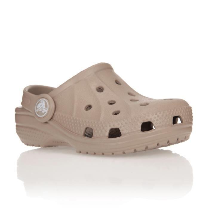 Chaussures Crocs marron fille mRnraef6