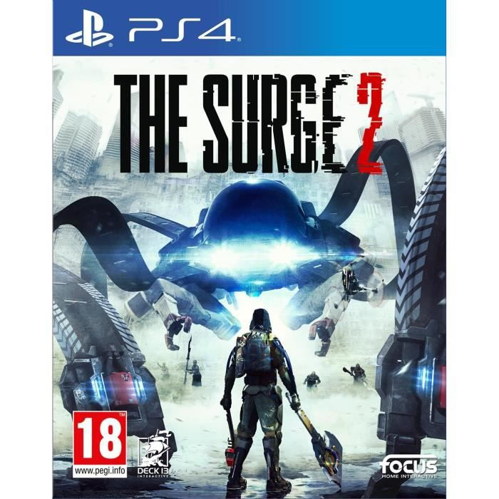 The Surge 2 Jeu PS4