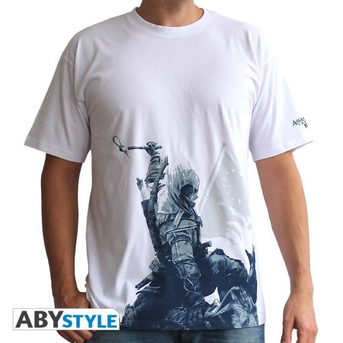 ABYSTYLE T-shirt Assassin's Creed