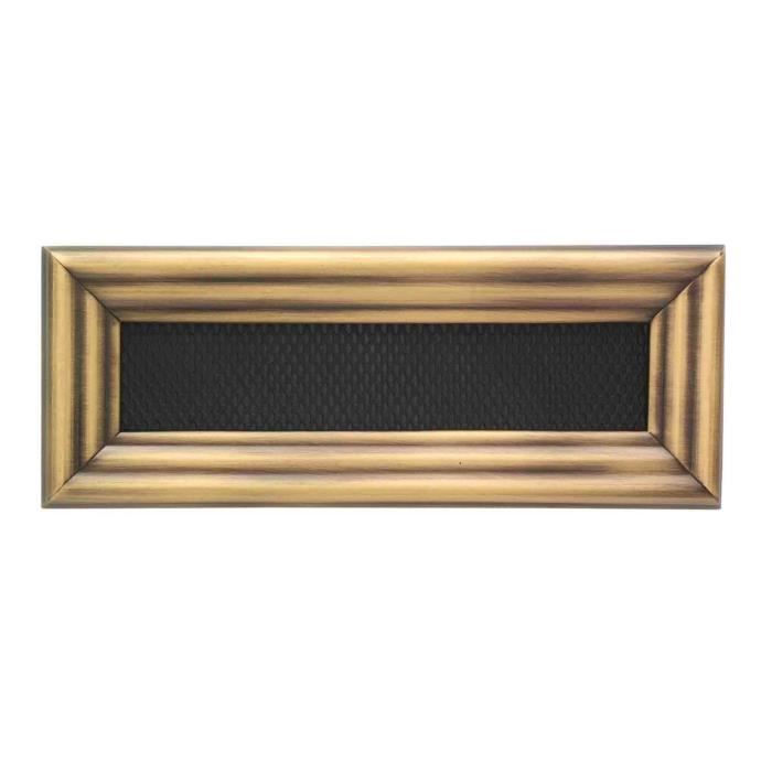 Grille Aeration Cheminee - Achat / Vente Grille Aeration Cheminee