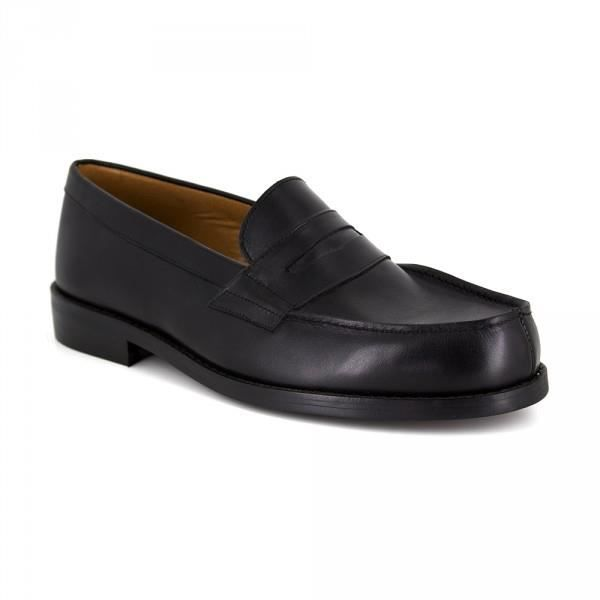 PIERRE CARDIN Chaussures Mocassins PC1605ED Noir - Couleur - Noir