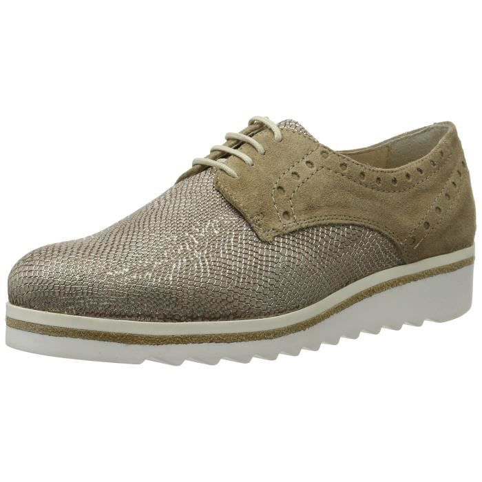 DERBY Manas Maratea, Women's Derby Lace-up 1L0TAW Taille