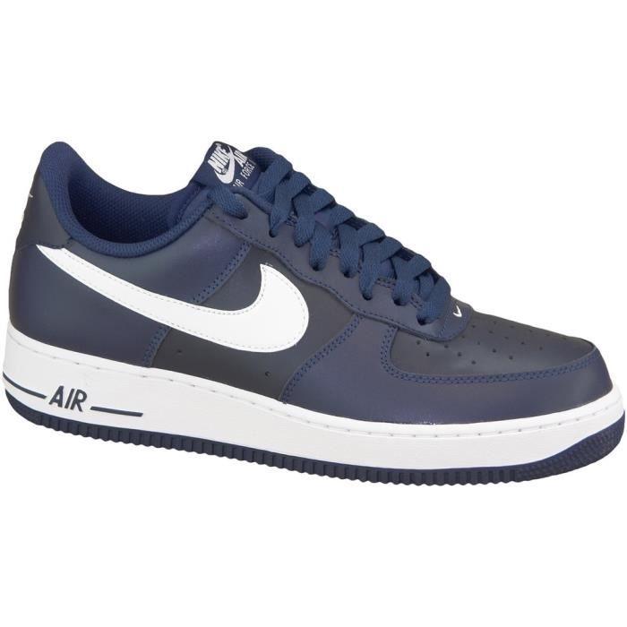 nike air force 1 bleu