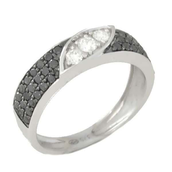 MONTE CARLO STAR Bague Or 750° Femme