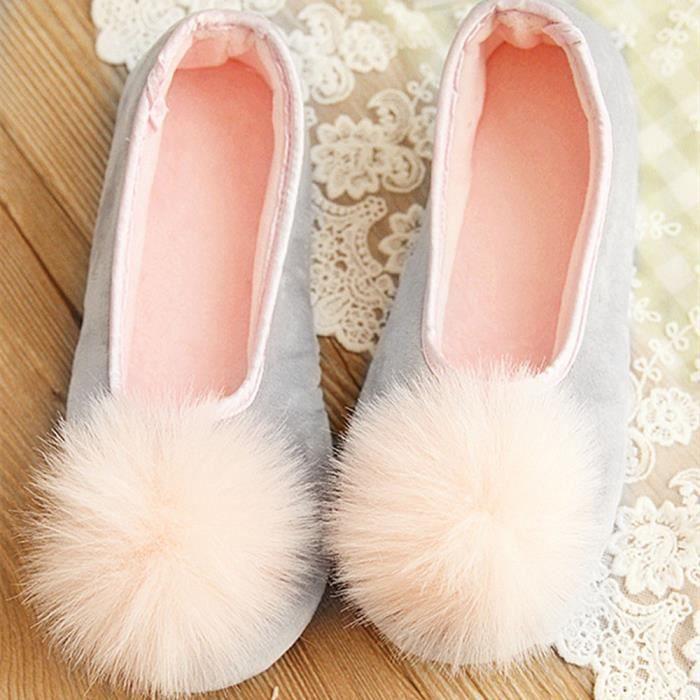chaussures Inclusive Femmes femmes gris enceintes Accueil pantoufles yoga chaussures chaudes All de ZxCSw4q