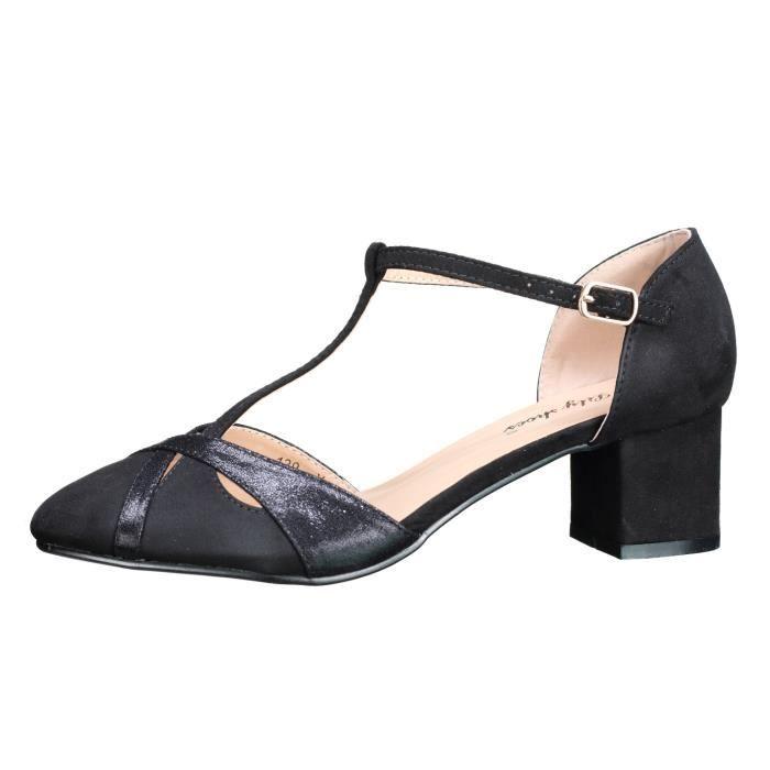 Sandales à talons Lily shoes 129 Black zHfb0z