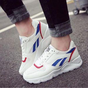 chaussure sport course KIANII® air Blanc Femmes de chaussures 6qXHIa