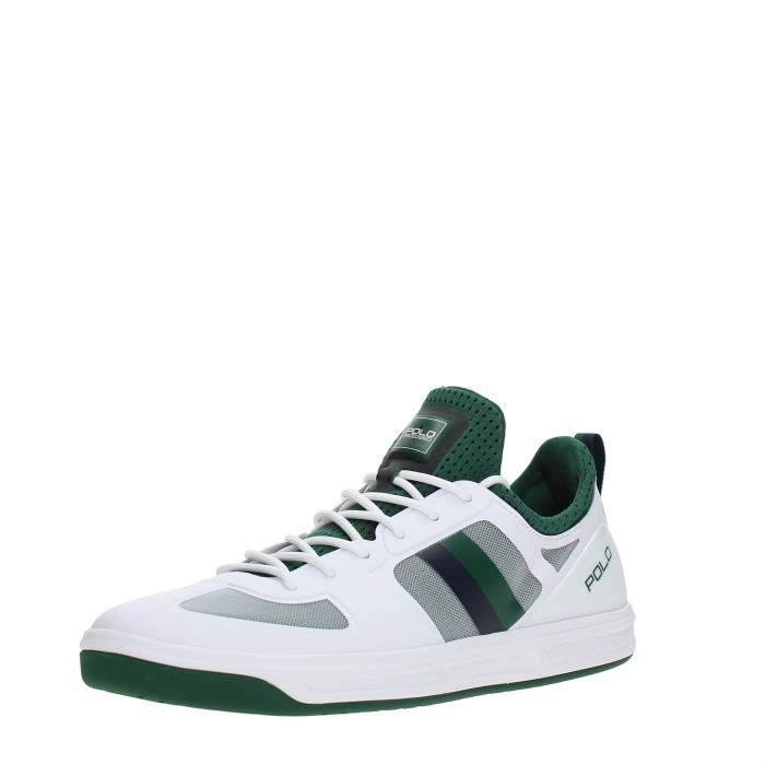 POLO RALPHLAUREN Sneakers Homme WHITE, 44