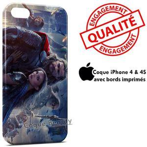 COQUE - BUMPER Coque iPhone 4 & 4S Thor 4