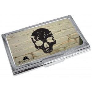 PORTE CARTE Porte Cartes De Visite TT Skull