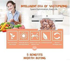 MACHINE MISE SOUS VIDE Vacuum Scellant des Aliments Automatique Conservat