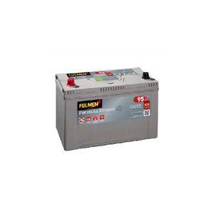 BATTERIE VÉHICULE Batterie voiture FA955 12V 95Ah 800A - Batterie(s)
