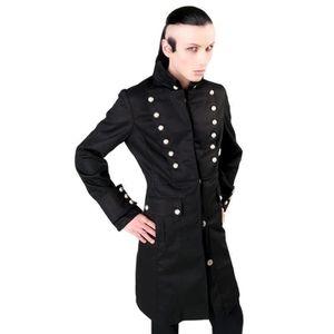 MANTEAU - CABAN Manteau gothique ADERLASS 'Amiral'