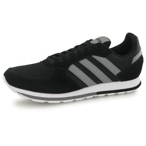 new arrival for whole family new high quality ADIDAS Baskets 8K - Homme - Noir Noir - Achat / Vente basket ...